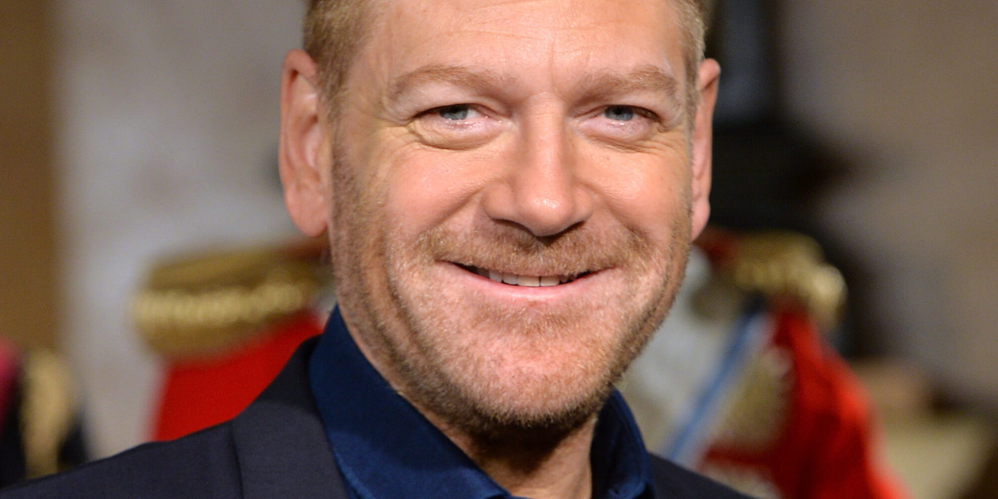 LONDON, ENGLAND - MARCH 20:  Kenneth Branagh attends the Cinderella Exhibition Photocall at Leicester Square on March 20, 2015 in London, England.  (Photo by Anthony Harvey/WireImage)